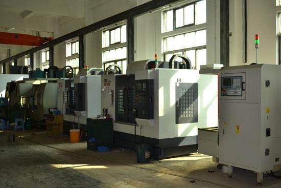 cross coupling protector tooling machining