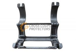 2.375 inch EUE Cross Coupling Cable Protector for 0.25 inch control line (3)