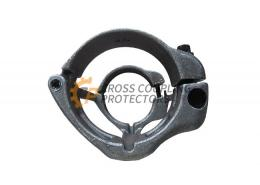 2.375 inch EUE Cross Coupling Cable Protector for 0.25 inch control line (4)