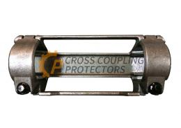 2.875 inch EUE Cross Coupling Protector for flat Cable #4 (6)