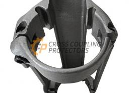 3-1/2 inch VAT TOP Cross Coupling Protector for flat cable #1 (9)